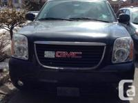I have for sale this 2011 GMC YUKON XL 4X4 black on