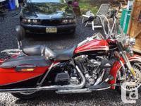 Make Harley Davidson Model Road King Year 2011 kms
