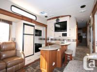 2011 HEARTLAND CYCLONE 370C Fifth Wheel $55,990.00