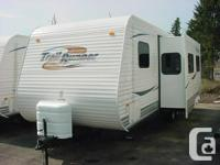 2011 Heartland Trail Runner 27FQBS  For Sale. Sleeps