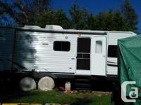 I am selling my 27 foot Heartland Trailrunner camper