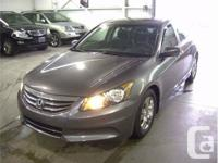 2011: Honda : Accord    Visit our online showroom