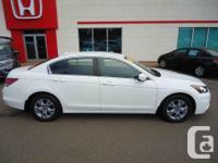 Make Honda Model Accord Year 2011 Colour White kms