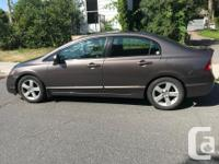 Make Honda Model Civic Sedan Year 2011 Colour Grey kms
