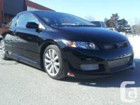 Selling my 2011 Honda Civic Si. Great condition,
