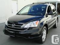 2011 Honda CR-V EX SUV for sale;  Black Exterior /