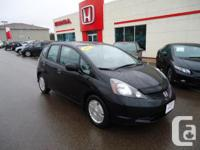 2011 Honda Fit LX Auto: ***EXTENDED WARRANTY!*** This