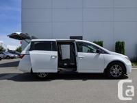 Make Honda Model Odyssey Year 2011 Colour white kms