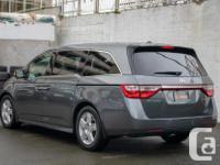 Make Honda Model Odyssey Year 2011 Colour Grey kms