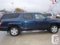 2011 Honda Ridgeline - 4WD- 3.5L V6 Engine with almost