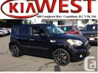 This 2011 Kia Heart SX Black merely was available in