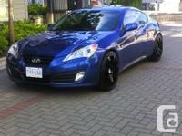 2011 Premium Model.  Hyundai Genesis Coupe 2.0 T.