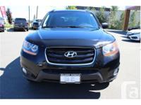 Make Hyundai Model Santa Fe Year 2011 Colour Black kms