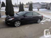 Make Hyundai Model Sonata Year 2011 Colour Black kms