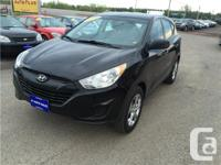 Make Hyundai Model Tucson Year 2011 Colour black kms