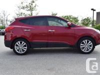 Make Hyundai Model Tucson Year 2011 Colour Red kms