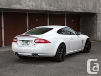Make Jaguar Model XKR Year 2011 Colour White kms 38650