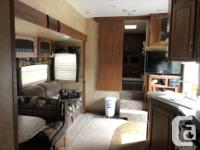 2011 Jayco Eagle Super Lite 31.5FBHS with bunks in the