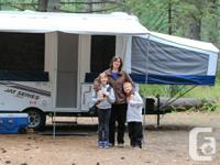 If your looking for comfort and roomy Camping this is