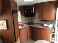 Ultra lite trailer 21' under 3000lbs is a very rare