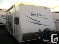 2011 JAYLIGHT FEATHER SPORT MODEL 199 WITH SMALL SLIDE.