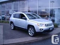 "Immaculate and Local 1 Owner Jeep Compass ""Limited"""