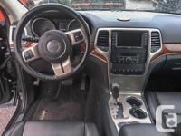 Make Jeep Model Grand Cherokee Year 2011 Colour Black
