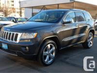 Make Jeep Model Grand Cherokee Year 2011 Colour Grey