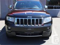 Make Jeep Model Grand Cherokee Year 2011 Colour Black