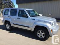 Make Jeep Model Liberty Year 2011 Colour Silver kms