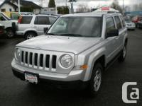 Make Jeep Model Patriot Year 2011 Colour Silver kms