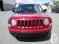 Make Jeep Model Patriot Year 2011 Colour RED kms 60072