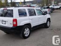 Make Jeep Model Patriot Year 2011 Colour White kms
