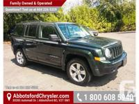 Make Jeep Model Patriot Year 2011 Colour Green kms