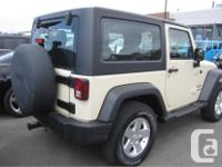 Make Jeep Model Wrangler Year 2011 Colour Brown kms