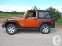 Make. Jeep. Version. Wrangler. Year. 2011. Colour.