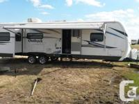 Keystone trailer for sale. Like new inside and out. Has