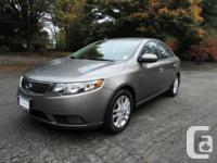 2011 Kia Forte 4dr Sdn Auto EX		   Engine: 4 Cylinders