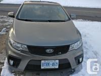Make Kia Model Forte Koup Year 2011 Colour Silver