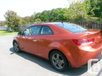 Make Kia Model Forte Koup Colour Orange Trans