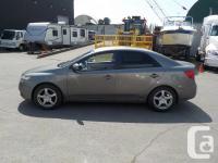 Make Kia Model Forte Year 2011 Colour Gray kms 181926