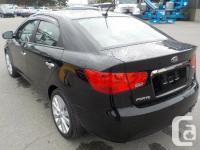 Make Kia Model Forte Year 2011 Colour Black kms 174354