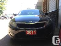 Make Kia Model Optima Year 2011 Trans Automatic kms