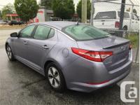Make Kia Model Optima Year 2011 Colour Grey kms 139902