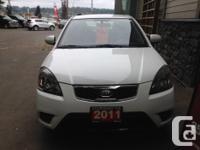 Make Kia Model Rio Year 2011 Colour white kms 79388