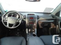 Make Kia Model Sorento Year 2011 Colour GREY kms 96000