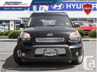 Make Kia Model Soul Year 2011 Colour Black kms 143766