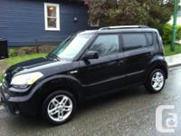 Make Kia Model Soul Colour Black Trans Manual kms