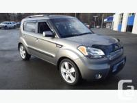 The 2011 Kia Soul brings hipster styling and a