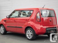 Make Kia Model Soul Year 2011 Colour Red kms 149000